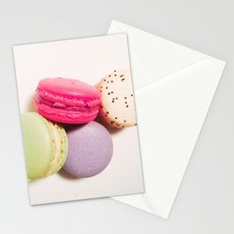 Macrons No.2 Stationery Cards