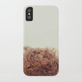 wool at beach iPhone Case