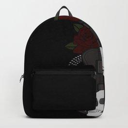 Skull and Guitar Backpack