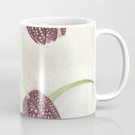Fritillaria Watercolor Coffee Mug