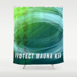 Protect Mauna Kea Shower Curtain