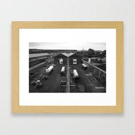 Steel Co. Framed Art Print