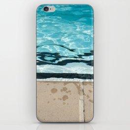 Jump Off The Ledge iPhone Skin