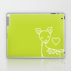 Green Deer Laptop & iPad Skin