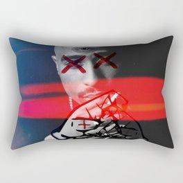 """""""LEGENDS NEVER D I E """" COLLECTION Rectangular Pillow"""