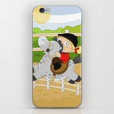 Olympic Sports: Equestrian iPhone & iPod Skin