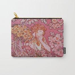 Art Nouveau design Carry-All Pouch