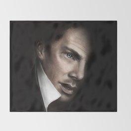 Benedict Painting Throw Blanket
