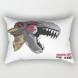 Grimlock Rectangular Pillow