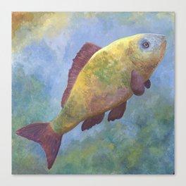 Mystical Fish Canvas Print