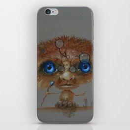 Little Wizard iPhone Skin