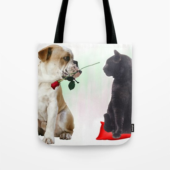 The look... Tote Bag