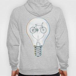 Light Bicycle Bulb Hoody
