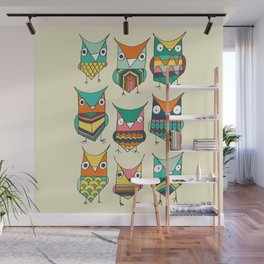 Give a hoot Wall Mural