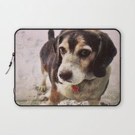 The Fearless Hunter Laptop Sleeve