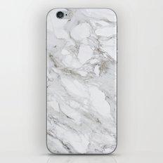 Calacatta Marble iPhone & iPod Skin