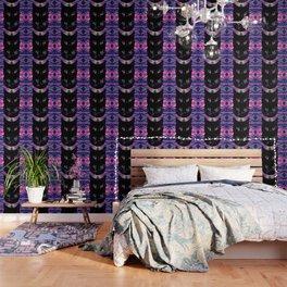 Black Cat Rising Wallpaper