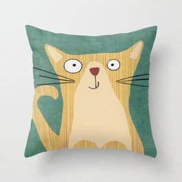 Hello Little One Throw Pillow