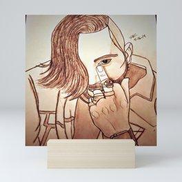 Jassiel by Double R Mini Art Print