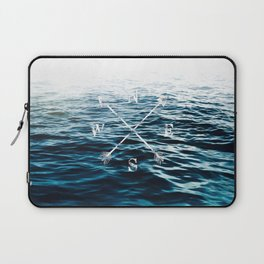 Winds of the Sea Laptop Sleeve