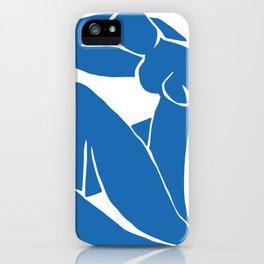 Matisse Cut Out Figure #2 iPhone Case