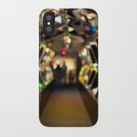 Down The Hall iPhone X Slim Case