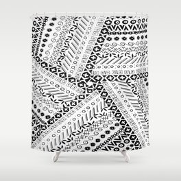 Coalition Tradition Shower Curtain