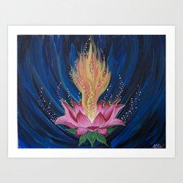 """New Beginnings"" Art Print"