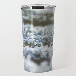 Frost Bookeh Travel Mug