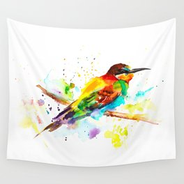 Merops Apiaster Wall Tapestry