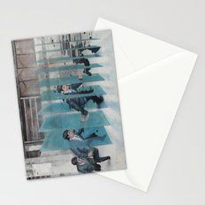 The Grid Stationery Cards