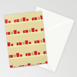 Retro Holiday Gifts Stationery Cards