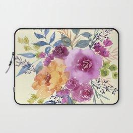 expressive bouquet Laptop Sleeve