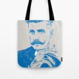 Preacher Tote Bag