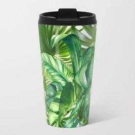 green tropic Travel Mug