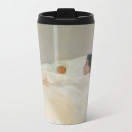 Mother by Joaquin Sorolla, 1895 Travel Mug