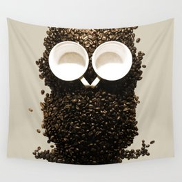 Hoot! Night Owl! Wall Tapestry