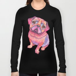 Pugberry Long Sleeve T-shirt