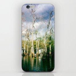 swamp land iPhone Skin