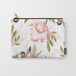 Darling Blooms 02 Carry-All Pouch