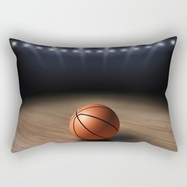 Basketball game Rectangular Pillow