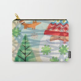 Take me to your house? Carry-All Pouch