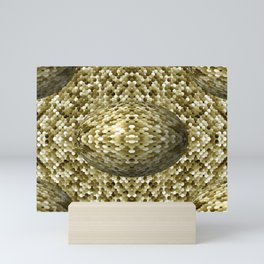 3105 Mosaic pattern #4 Mini Art Print