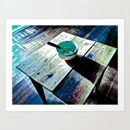 Timeless Colour Art Print