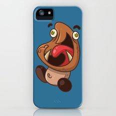 Excited Goomba iPhone (5, 5s) Slim Case