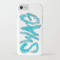 swag iPhone & iPod Cases featuring Swag by Creo