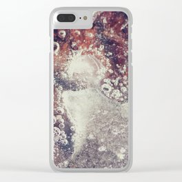 Spring Thaw Clear iPhone Case