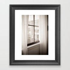 Through the Looking Glass Framed Art Print