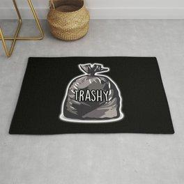 Trash Rug