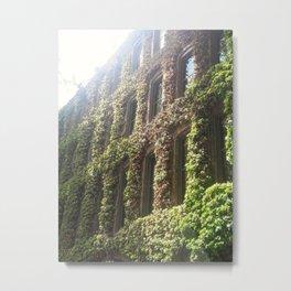 greenlight Metal Print